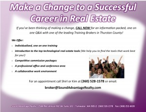 Now Hiring New and Experienced Brokers